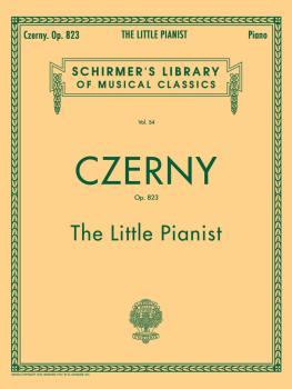 Schirmer Library of Classics Volume 54 (Piano Solo) (HL-50252390)