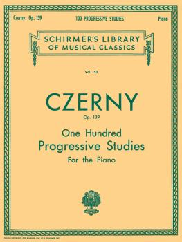 100 Progressive Studies without Octaves, Op. 139: Schirmer Library of  (HL-50253090)