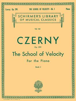 Schirmer Library of Classics Volume 162 (Piano Technique) (HL-50253150)