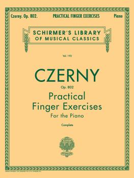 Schirmer Library of Classics Volume 192 (Piano Technique) (HL-50253360)