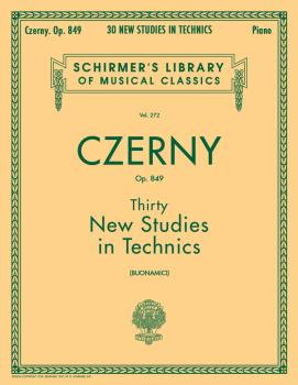 Schirmer Library of Classics Volume 272 (Piano Technique) (HL-50253950)