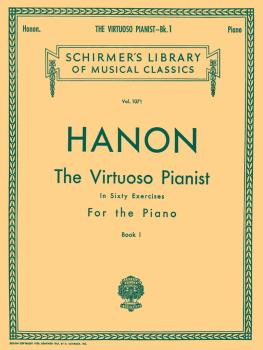 Schirmer Library of Classics Volume 1071 (Piano Technique) (HL-50257620)