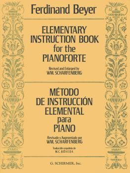 Elementary Instruction for the Pianoforte: Metodo de Instruccion Eleme (HL-50325580)