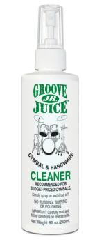 Groove Juice Jr. Cymbal Cleaner (for Sheet Bronze Cymbals) (HL-00260567)