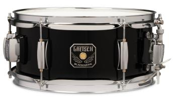 Gretsch Mighty Mini Snare 5.5x12 with Mount (Black) (HL-00777724)