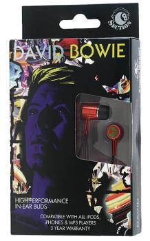 David Bowie - In-Ear Buds (Window Box) (HL-00102498)