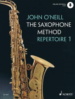 The Saxophone Method - Repertoire 1 (HL-49045728)