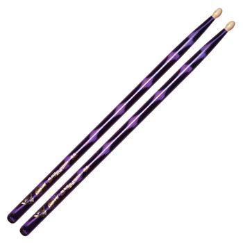 Color Wrap 5A Purple Optic Drum Sticks (HL-00256449)