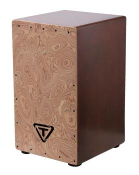 29 Series Siam Oak Cajon (with Makah-Burl Front Plate) (HL-00266875)