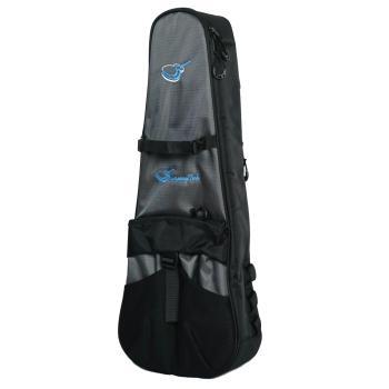 Concert Ukulele Premium Padded Travel Case: Includes Rain Cover Model  (HL-00260564)