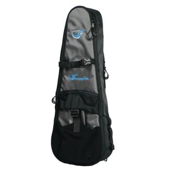 Soprano Premium Padded Ukulele Travel Case: Includes Rain Cover Model  (HL-00260563)