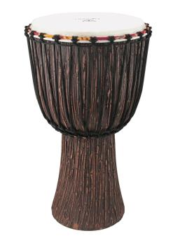10 inch. Supremo Select Lava Wood Series (Rope-Tuned Djembe) (HL-00266964)