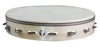 Jingled Frame Drum (18 inch.) (HL-00288849)