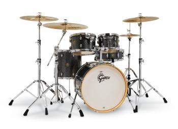 Gretsch Catalina Maple 5 Piece Shell Pack (20/10/12/14/14SN) (Black St (HL-00286444)