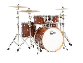 Gretsch Catalina Maple 5 Piece Shell Pack (22/10/12/16/14SN) (Walnut G (HL-00286448)