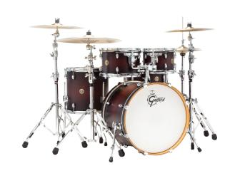 Gretsch Catalina Maple 5 Piece Shell Pack (22/10/12/16/14SN): Satin De (HL-00286449)