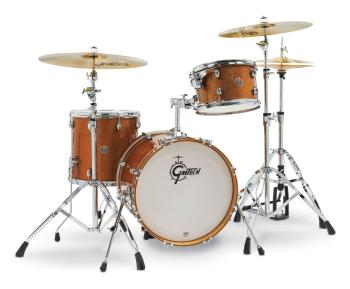 Gretsch Catalina Club 3 Piece Shell Pack (18/12/14) (Bronze Sparkle) (HL-00286474)