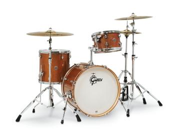 Gretsch Catalina Club 3 Piece Shell Pack (20/12/14) (Bronze Sparkle) (HL-00286475)