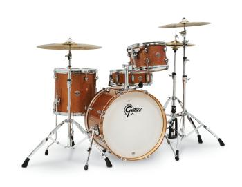 Gretsch Catalina Club 4 Piece Shell Pack (20/12/14/14SN) (Bronze Spark (HL-00286476)
