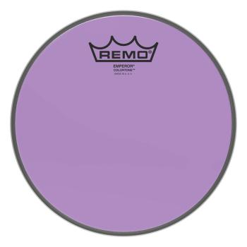 Emperor® Colortone(TM) Purple Drumhead: Tom Batter 8 inch. Model (HL-03701749)
