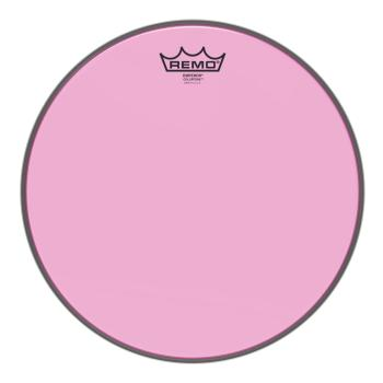 Emperor® Colortone(TM) Pink Drumhead: Tom Batter 13 inch. Model (HL-03701754)