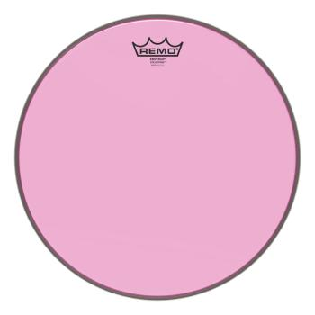 Emperor® Colortone(TM) Pink Drumhead: Tom Batter 14 inch. Model (HL-03701756)