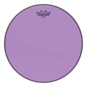 Emperor® Colortone(TM) Purple Drumhead: Tom Batter 14 inch. Model (HL-03701757)
