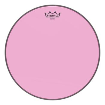 Emperor® Colortone(TM) Pink Drumhead: Tom Batter 15 inch. Model (HL-03701758)