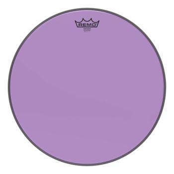 Emperor® Colortone(TM) Purple Drumhead: Tom Batter 16 inch. Model (HL-03701761)