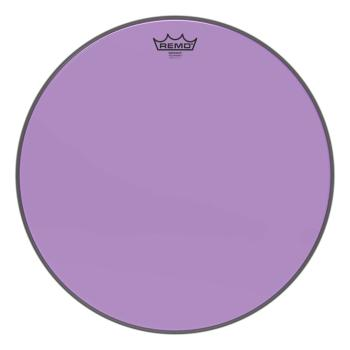 Emperor® Colortone(TM) Purple Drumhead: Tom Batter 18 inch. Model (HL-03701763)