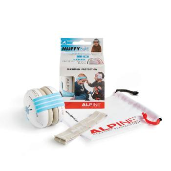Muffy Baby: Protective Headphones - Blue (HL-00292215)