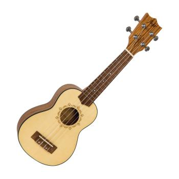 Flight DUS320 SP/ZEB Soprano Ukulele (HL-03715017)