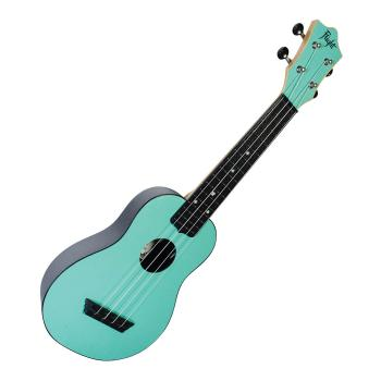 Flight TUS35 Light Blue Travel Soprano Ukulele (HL-03715062)