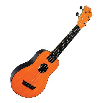 Flight TUS35 Orange Travel Soprano Ukulele (HL-03715064)