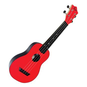 Flight TUS35 Red Travel Soprano Ukulele (HL-03715065)