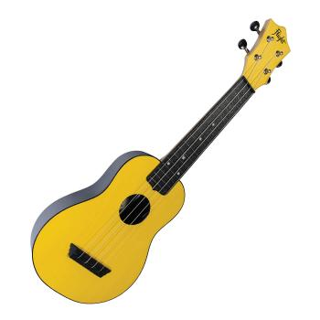 Flight TUS35 Yellow Travel Soprano Ukulele (HL-03715067)