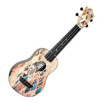 Flight TUS40 Granada Travel Soprano Ukulele (HL-03715070)