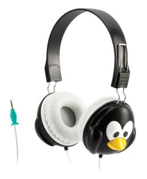 KaZoo Headphones - Penguin (GR-00130377)