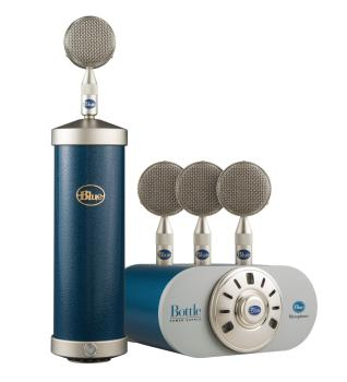 Bottle Mic Locker - Flagship Tube Microphone and Capsule Collection: C (HL-00323291)