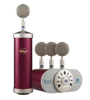 Bottle Mic Locker - Flagship Tube Microphone and Capsule Collection: C (HL-00323293)