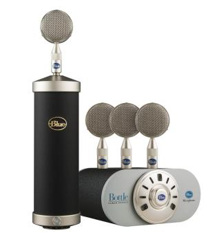 Bottle Mic Locker - Flagship Tube Microphone and Capsule Collection: C (HL-00323294)
