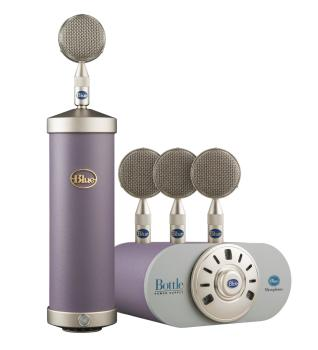 Bottle Mic Locker - Flagship Tube Microphone and Capsule Collection: C (HL-00323295)