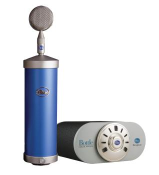 Bottle Microphone System with SKB Case (Blue Standard) (HL-00323296)
