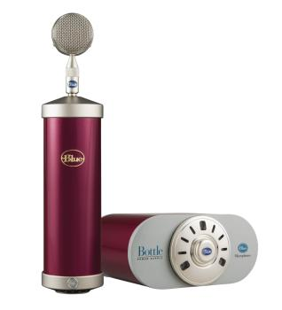 Bottle Microphone System with SKB Case: Custom Raspberry Beret (HL-00323300)