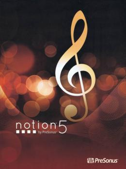 Notion(TM) 5 by PreSonus® (NT-00137598)