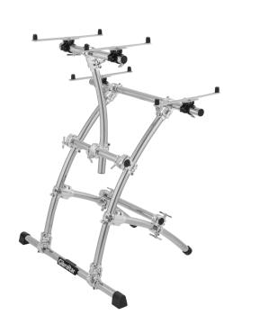 Double KeyTree: 88-Key Dual Tier Keyboard Stand (HL-00301557)