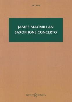 Saxophone Concerto: Soprano Sax and Piano Study Score (HL-48024804)