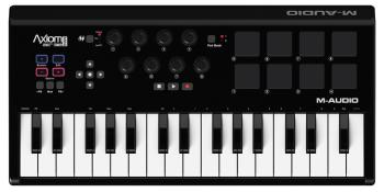 M-Audio Axiom AIR Mini 32-Channel MIDI Controller: AIR Mini 32-Channel (MA-00113180)