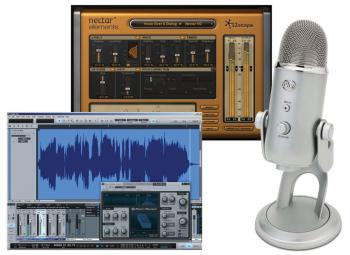 Yeti Studio: Recording System Pack with USB Mic (BL-00139418)