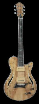 Hybrid Special Spalted Maple Electric Guitar (HL-00348012)